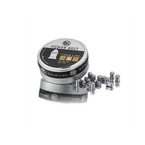 RWS DIABOLO POWER BOLT 4.5 mm 0.92g *Conf. da 150pz*