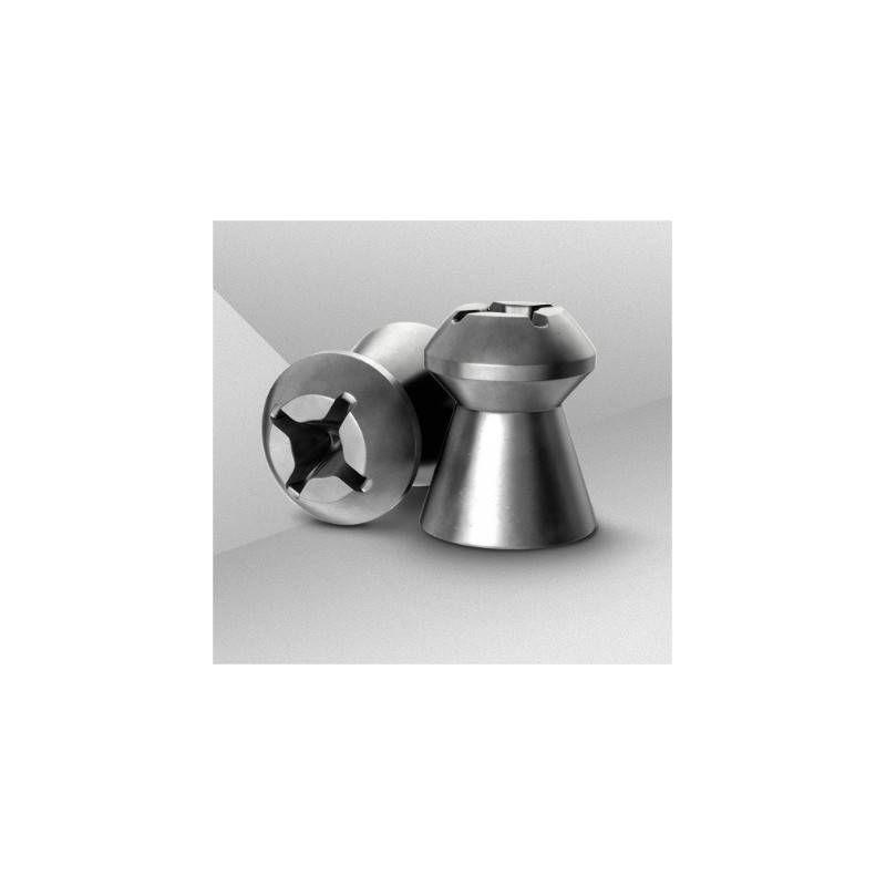 H&N DIABOLO BARACUDA HUNTER EXTREME 4,5mm 0,62gr *Conf. 400pz*