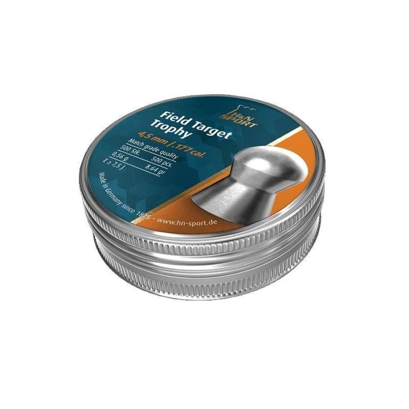 H&N DIABOLO FIELD TARGET TROPHY 4,5mm 0,56gr *Conf. 500pz*