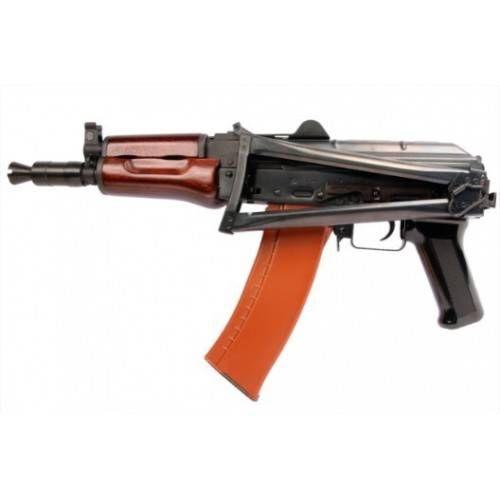 BOLT FUCILE SOFTAIR ELETTRICO AK74 SU BRSS CON BATTERIA LIPO 11.1x900mAh 15C e CARICATORE