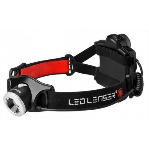 LED LENSER TORCIA LED FRONTALE H7R.2