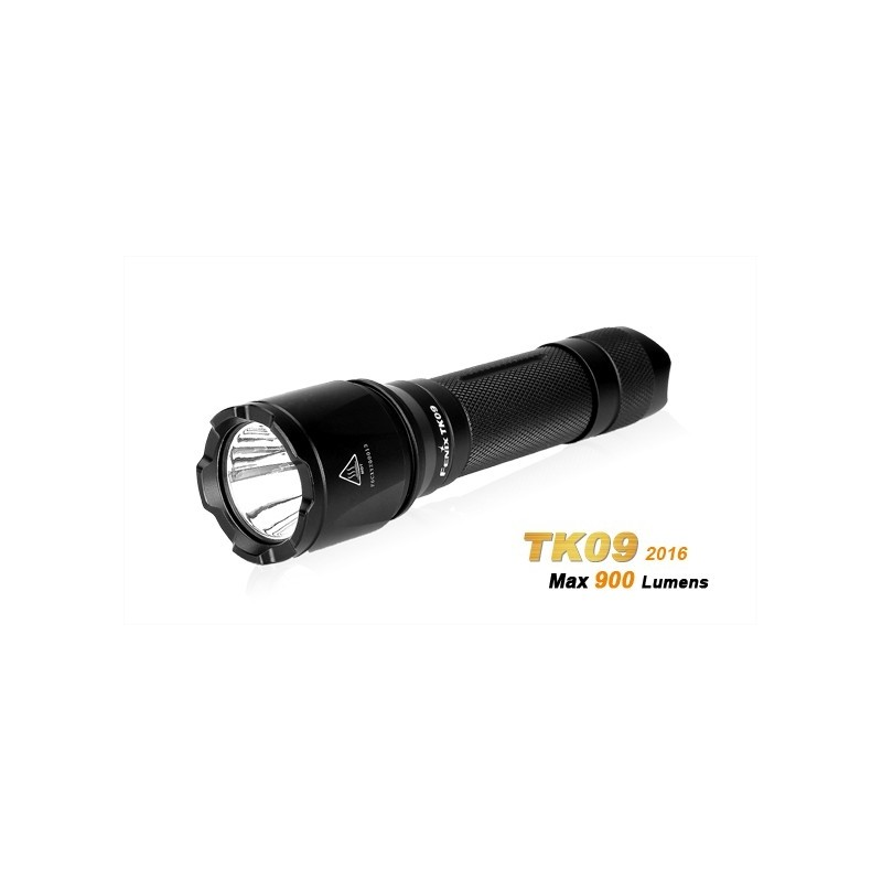 FENIX TORCIA LED 900 LUMEN TK09