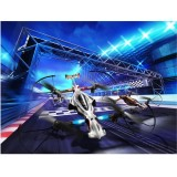 KYOSHO DRONE RACER ZEPHIR FORCE NERO RTR
