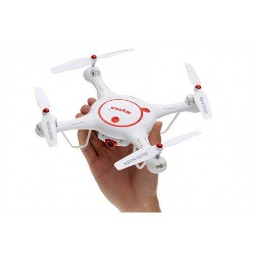 SYMA DRONE X5UC RTF CON VIDEOCAMERA HD-BAROMETRO-HEADLESS MODE
