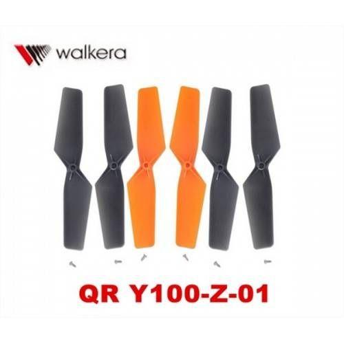 WALKERA Y100 SET RICAMBIO ELICHE