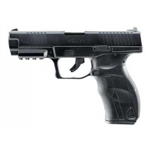 UMAREX PISTOLA SA9 CO2 -7,5J CAL 4,5 BLOWBACK C.N. 632