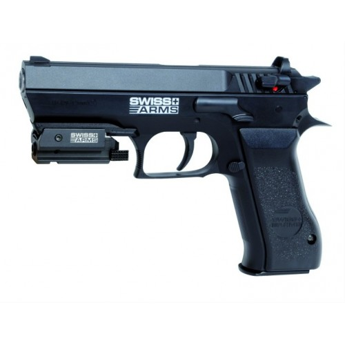 SWISS ARMS PISTOLA 941 CO2 -7,5J CAL 4,5 C.N. 752