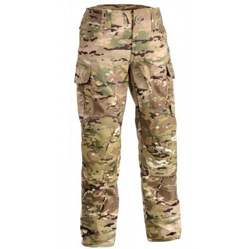 DEFCON5 PANTALONI POLYCOTTON RIP-STOP ADVANCE TACTICAL MULTICAM