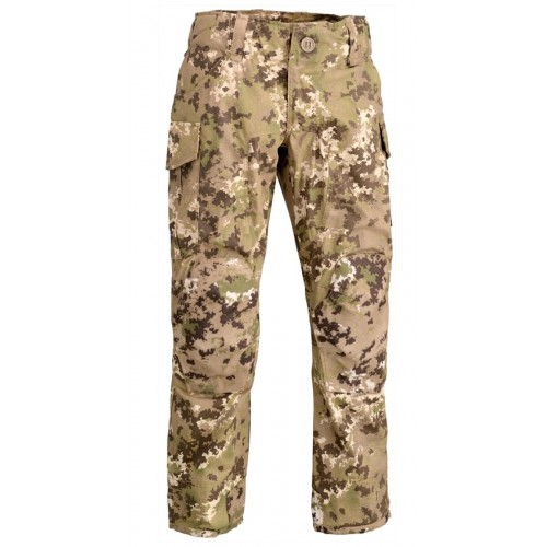 DEFCON5 PANTALONI POLYCOTTON RIP-STOP ADVANCE TACTICAL MULTILAND