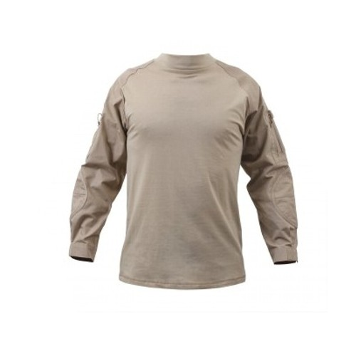 USA MILITARY COMBAT SHIRT DESERT SAND