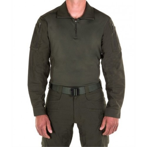 FIRST TACTICAL COMBAT SHIRT DEFENDER OLIVE