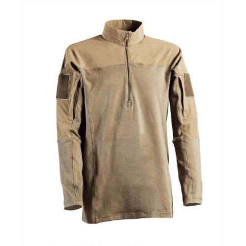 OPENLAND COMBAT SHIRT COYOTE TAN