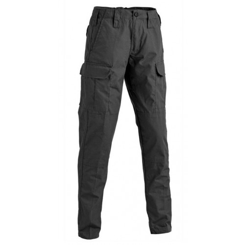 DEFCON5 PANTALONI BASIC TACTICAL POLYCOTTON RIPSTOP BLACK