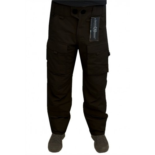 THE TOWER COMPANY PANTALONI GIZMO BLACK