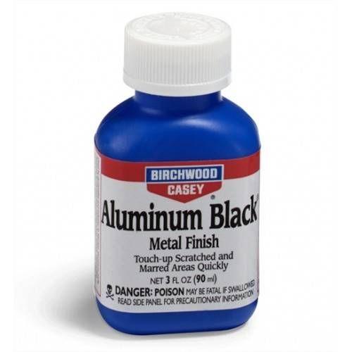 BIRCHWOOD ALUMINUM BLACK BRUNITORE LIQUIDO PER ALLUMINIO 3 oz