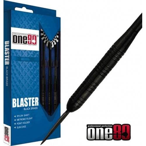 FRECCETTE BLASTER ONE80 BLACK 23g *Conf. da 3pz*