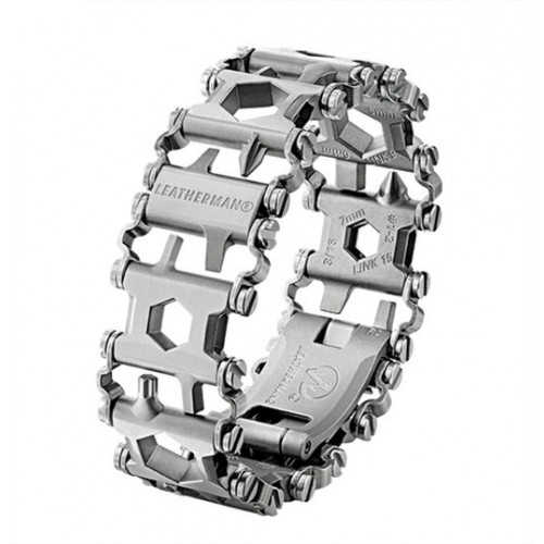 LEATHERMAN BRACCIALE TREAD METRIC INOX