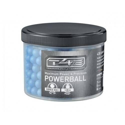 UMAREX PALLINI GOMMA T4E .43 POWERBALL *Conf. da 430pz*