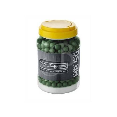UMAREX PALLINI MARKERS GREEN T4E HDR .50 1.21g *Conf. 250pz*