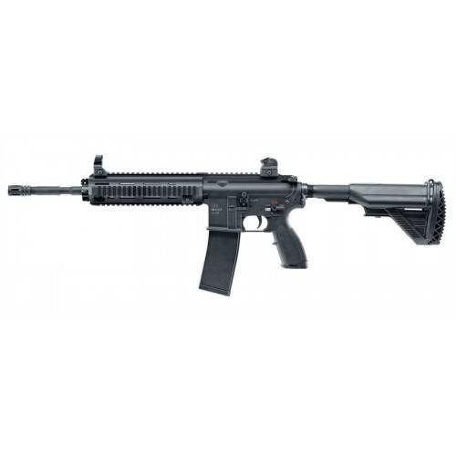"UMAREX CARABINA T4E HK416 CAL .43"" RB CO2 -7,5J C.N. 728"