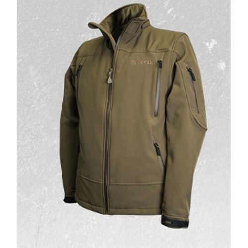VERTX GIACCA SOFT SHELL OPS 7002 DARK EARTH