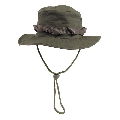 DE CAPPELLO BOONIE/JUNGLE OLIVE