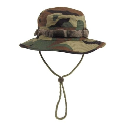 DE CAPPELLO BOONIE/JUNGLE WOODLAND