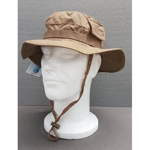 DEFCON5 CAPPELLO BOONIE/JUNGLE COOLMAX COYOTE TAN