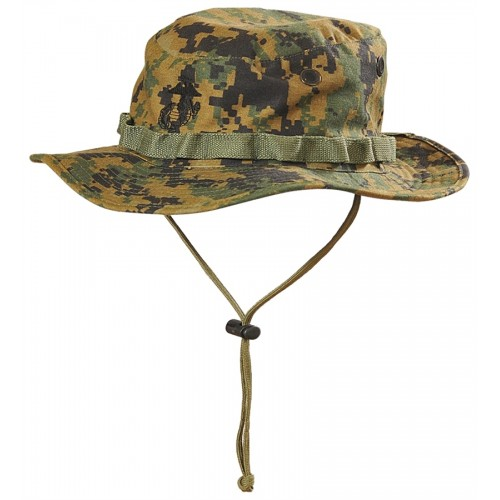 HELIKON CAPPELLO BOONIE/JUNGLE USMC DIGITAL WOODLAND