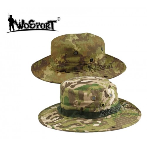 WOSPORT CAPPELLO BOONIE/JUNGLE