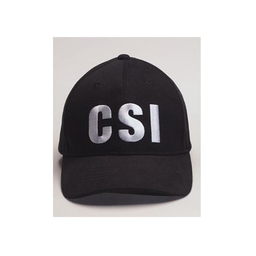USA BERRETTO CSI NERO