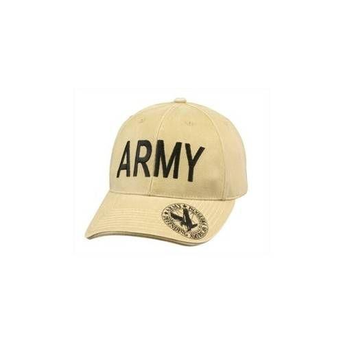 USA BERRETTO LOGO ARMY