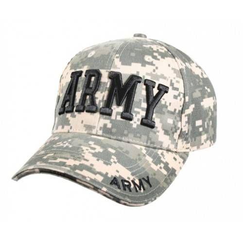 USA BERRETTO LOGO ARMY 3D ACU DIGITAL