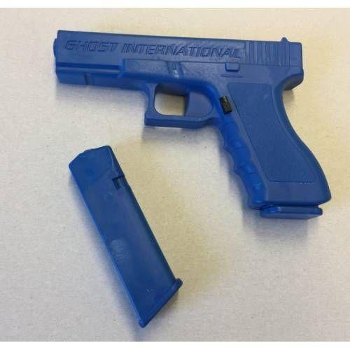 GHOST PISTOLA TRAINING GUN BLU DA ADDESTRAMENTO
