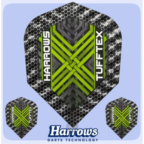 ALETTE FRECCETTE HARROWS TUFFTEX