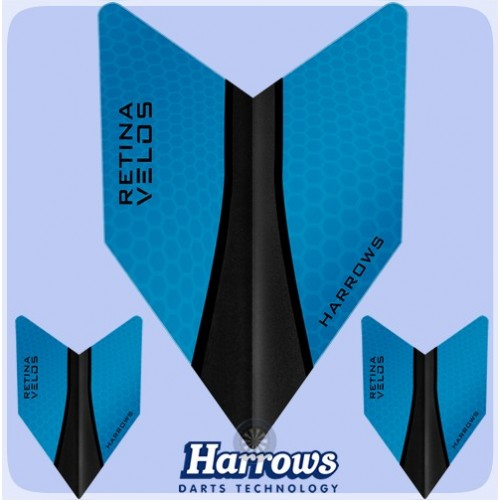 ALETTE FRECCETTE HARROWS RETINA-X FLIGHT 100 MICRON EXTRA STRONG VELOS