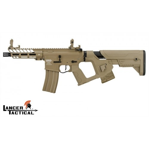 LANCER TACTICAL FUCILE SOFTAIR ELETTRICO ALPHA PROLINE ETU