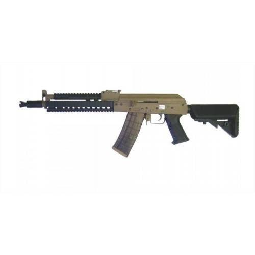 GOLDEN EAGLE FUCILE SOFTAIR ELETTRICO AK47 TAN
