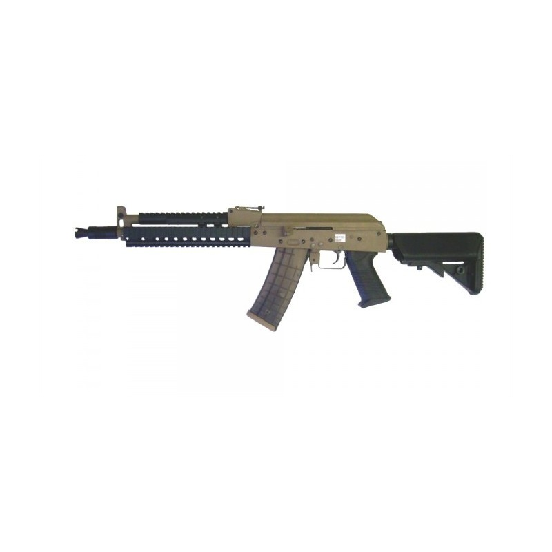 GOLDEN EAGLE FUCILE SOFTAIR ELETTRICO AK47 TAN