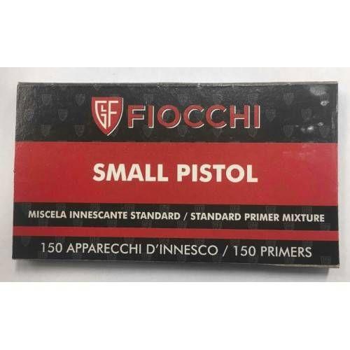 FIOCCHI INNESCHI SMALL PISTOL *Conf. da 150 pz* x scat. intera