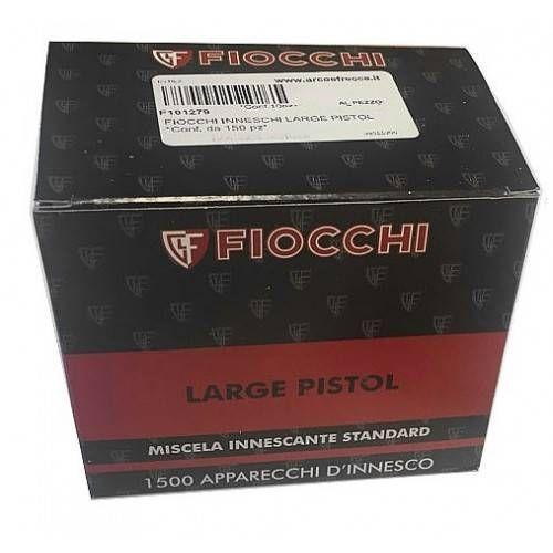 FIOCCHI INNESCHI LARGE PISTOL *Conf. da 150 pz* x scatola intera