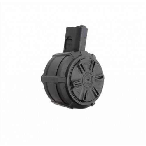 G&G CARICATORE SOFTAIR DRUM MAG MANUALE PER M4/M16 2300 PALLINI