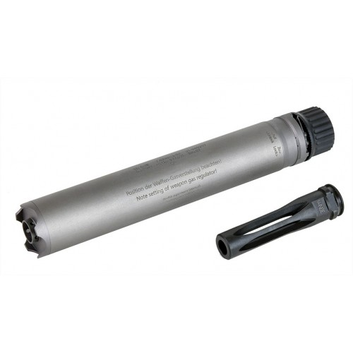VFC SILENZIATORE SOFTAIR G28 QD EXTENSION BARREL