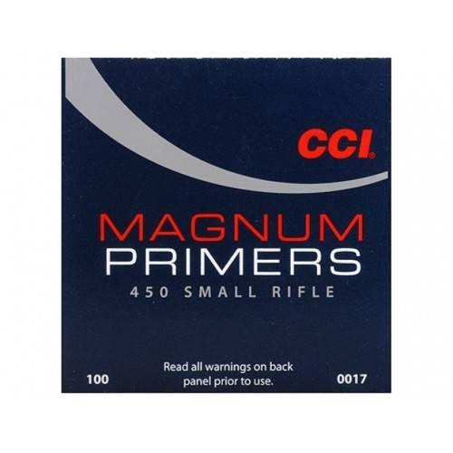 CCI INNESCHI 450 SMALL RIFLE MAGNUM *Conf. 100 pz*