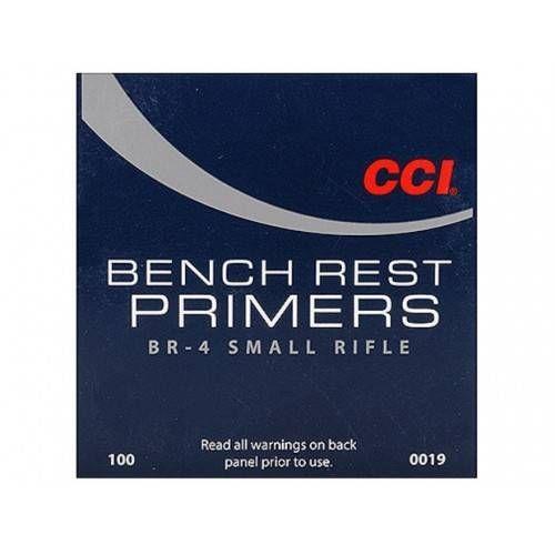 CCI INNESCHI BR4 SMALL RIFLE BENCH REST *Conf. 100 pz.*