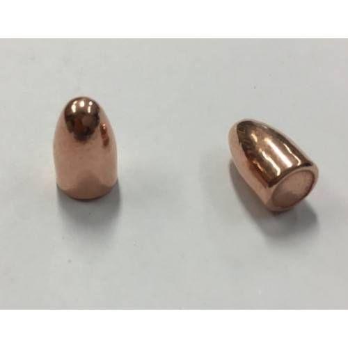"""FIOCCHI PALLE Cal. 9mm RAMATE RNCP 123grs .356"""" *Conf. da 500pz* x 4 scatole"""
