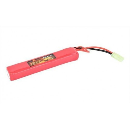 BILLOWY BATTERIA LIPO 11,1v 1200mAh 15C LARGE