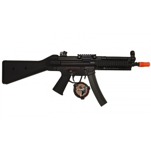 BOLT FUCILE SOFTAIR ELETTRICO MP5 MBSWAT A4 TACTICAL