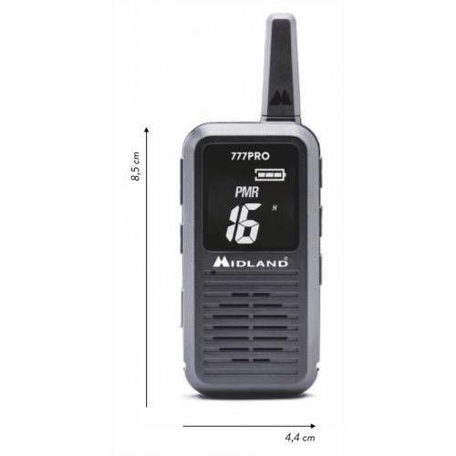 MIDLAND RADIO RICETRASMETTITORE 777 PRO