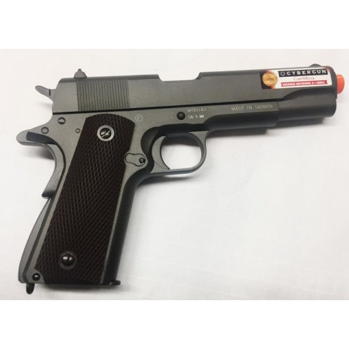 CYBERGUN PISTOLA SOFTAIR CO2 COLT M1911 A1 *100° ANNIVERSARIO 1911-2011*